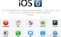 苹果IOS6正式版下载